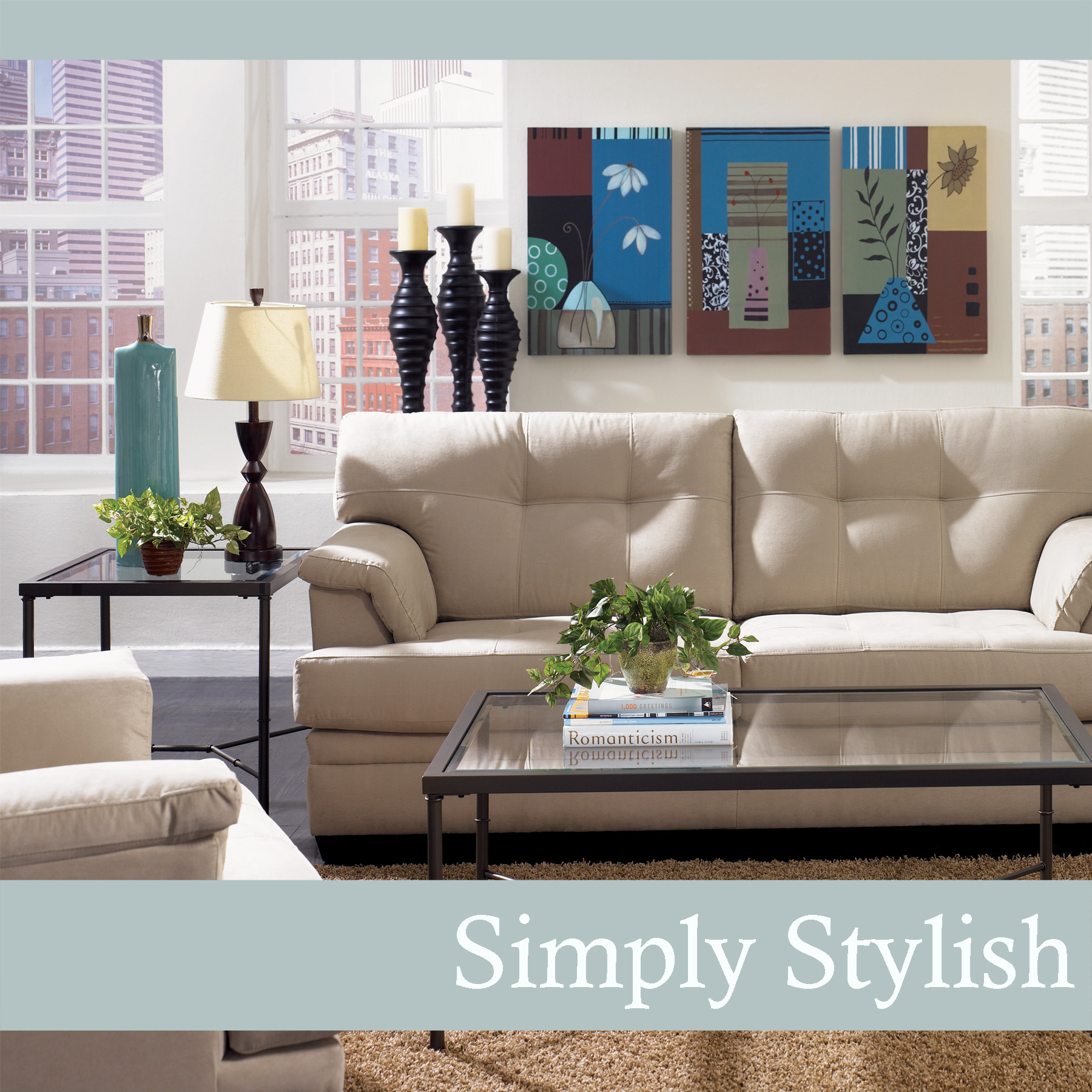 Simple Elegance Gallery Graphic