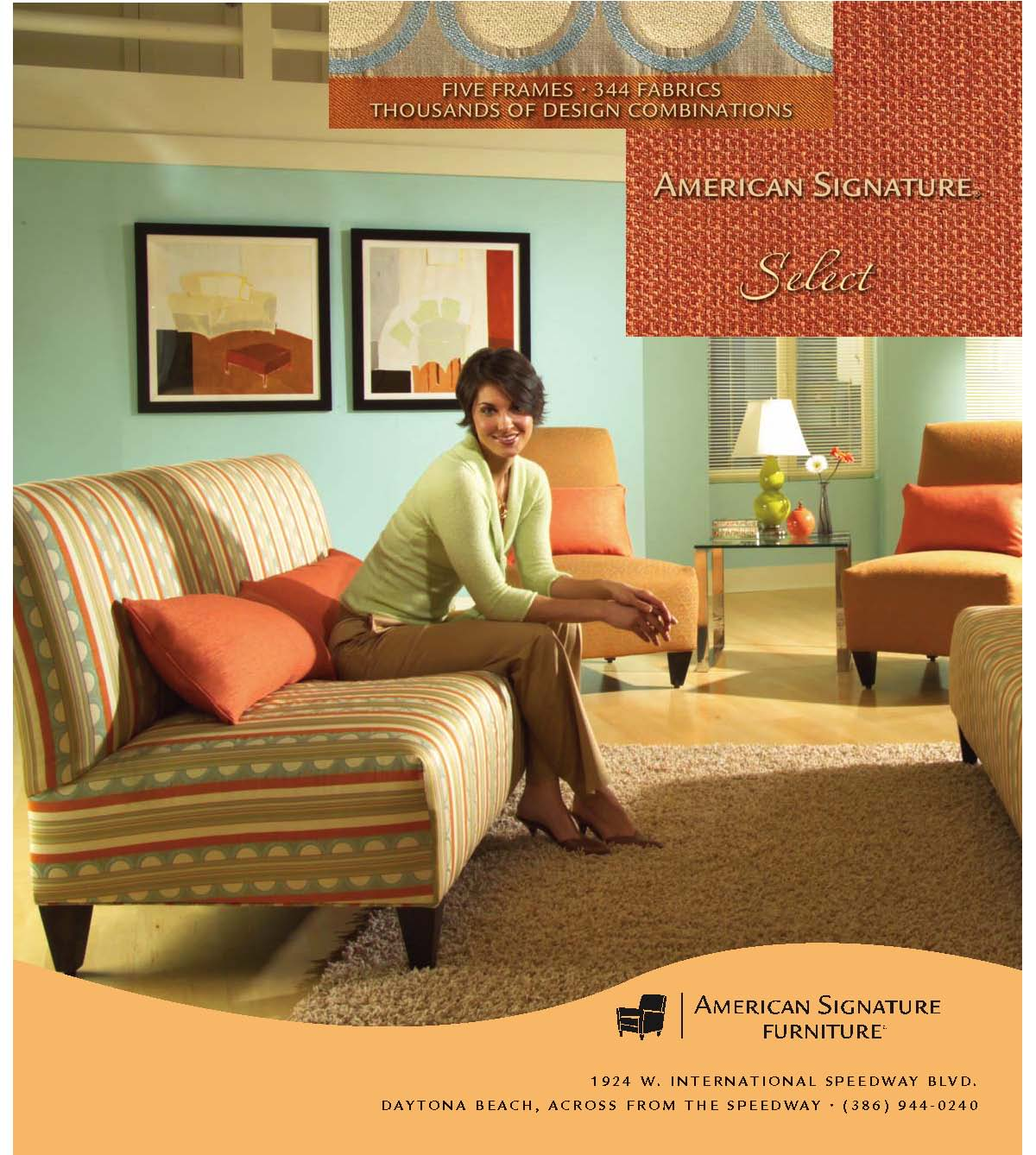 Furniture Store Ads: American Signature / Value City Furniture